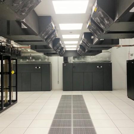 climatisation salle informatique LIEBERT