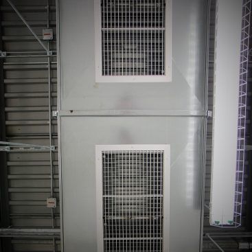 conduit ventilation