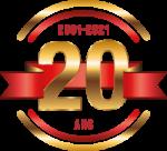 logo le groupe JFP 20 ans